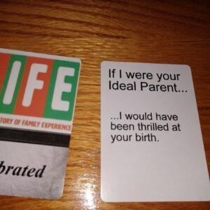 LIFE Basic Need Cards